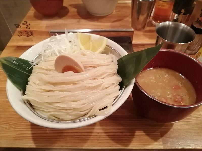 一番人気の麺「小麦の大吟醸」を食べてみた。「帰ってきた宮田麺児」@心斎橋